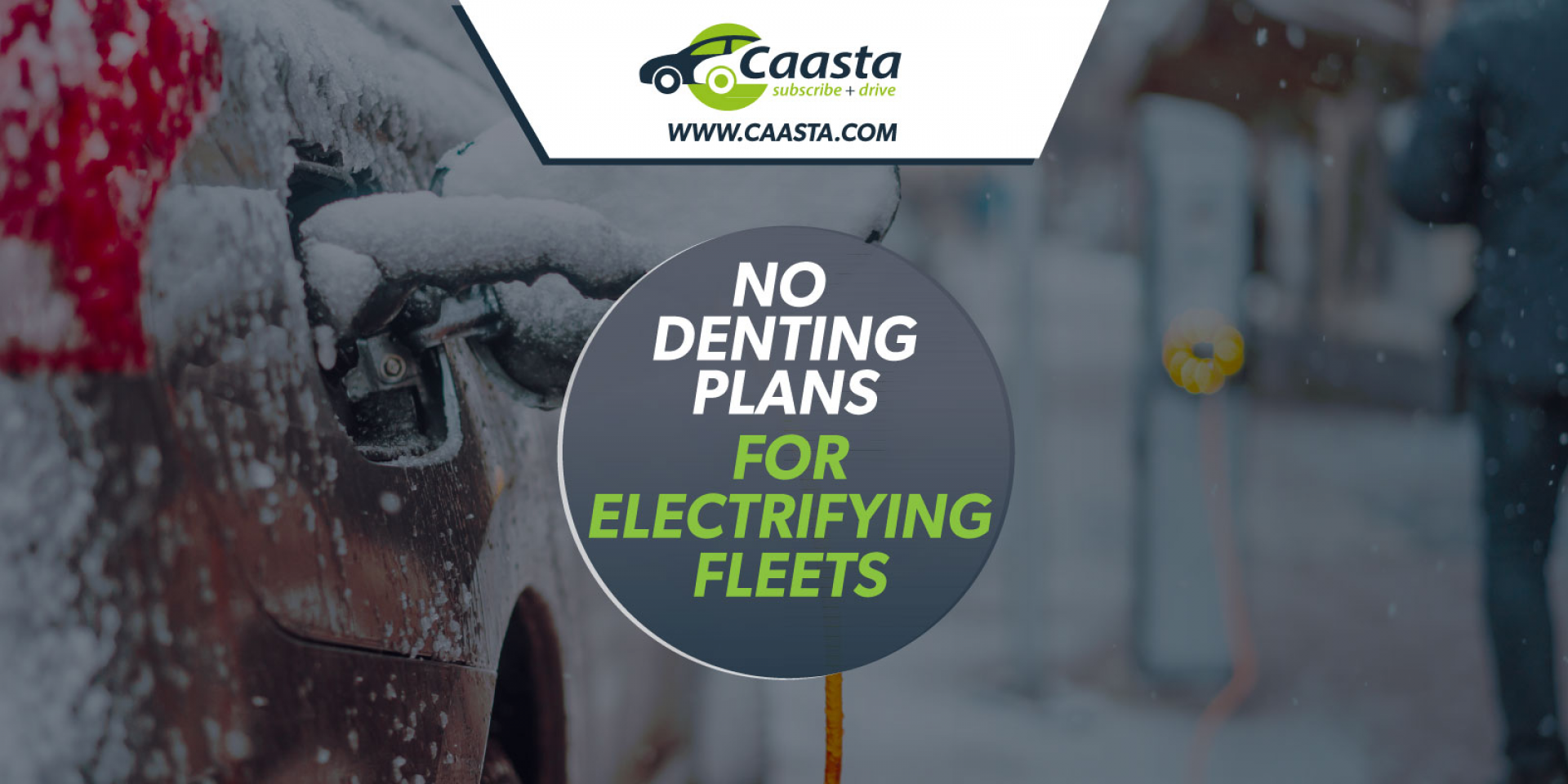 No denting fleet plans to go electric