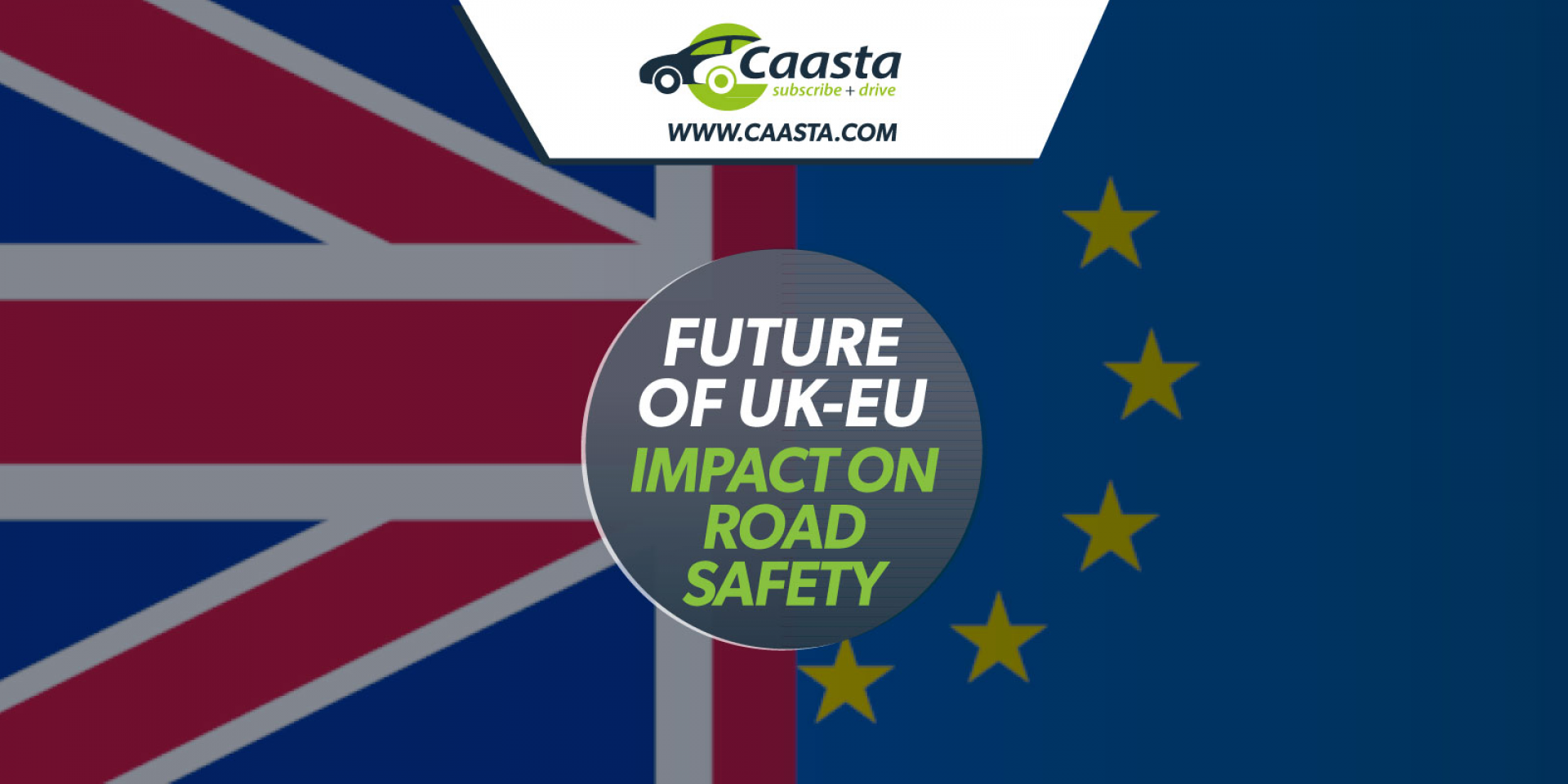 How will the future UK-EU relationship impact road safety?
