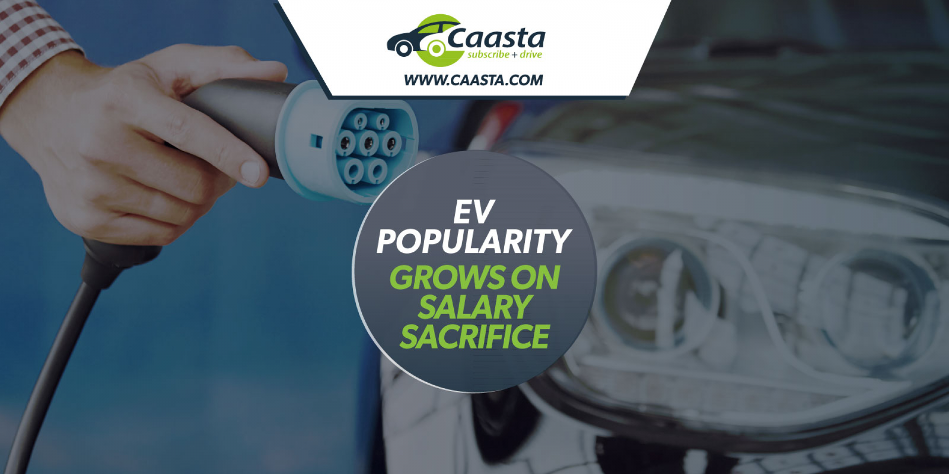 EV popularity grows on salary sacrifice