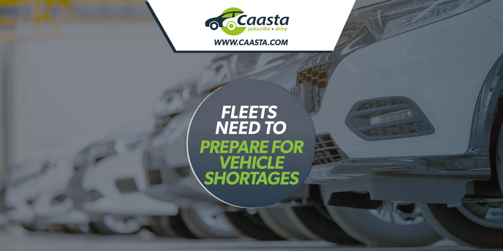 Fleets need to prepare for vehicle shortages