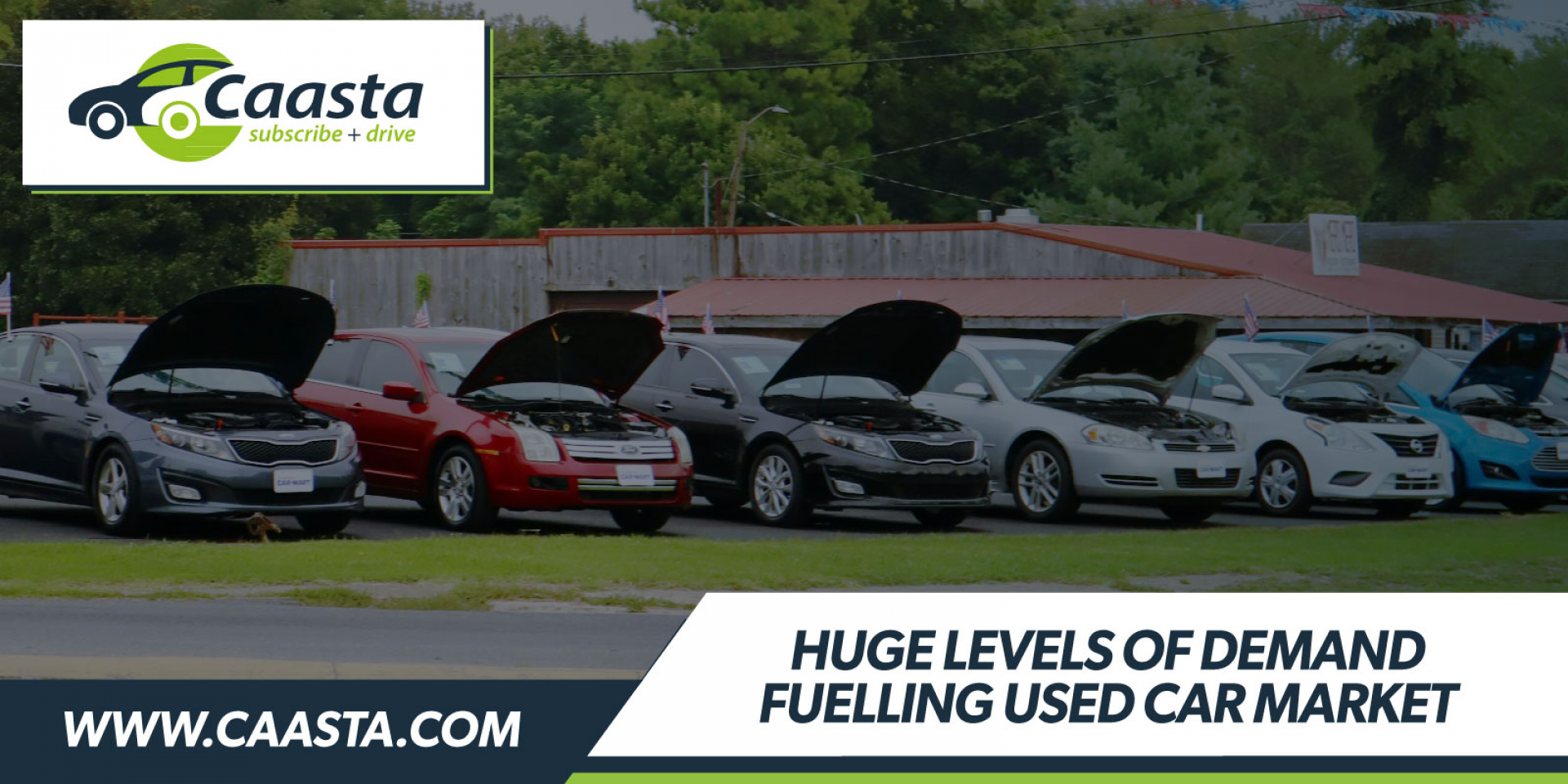'Extraordinary' levels of demand fuelling used car market