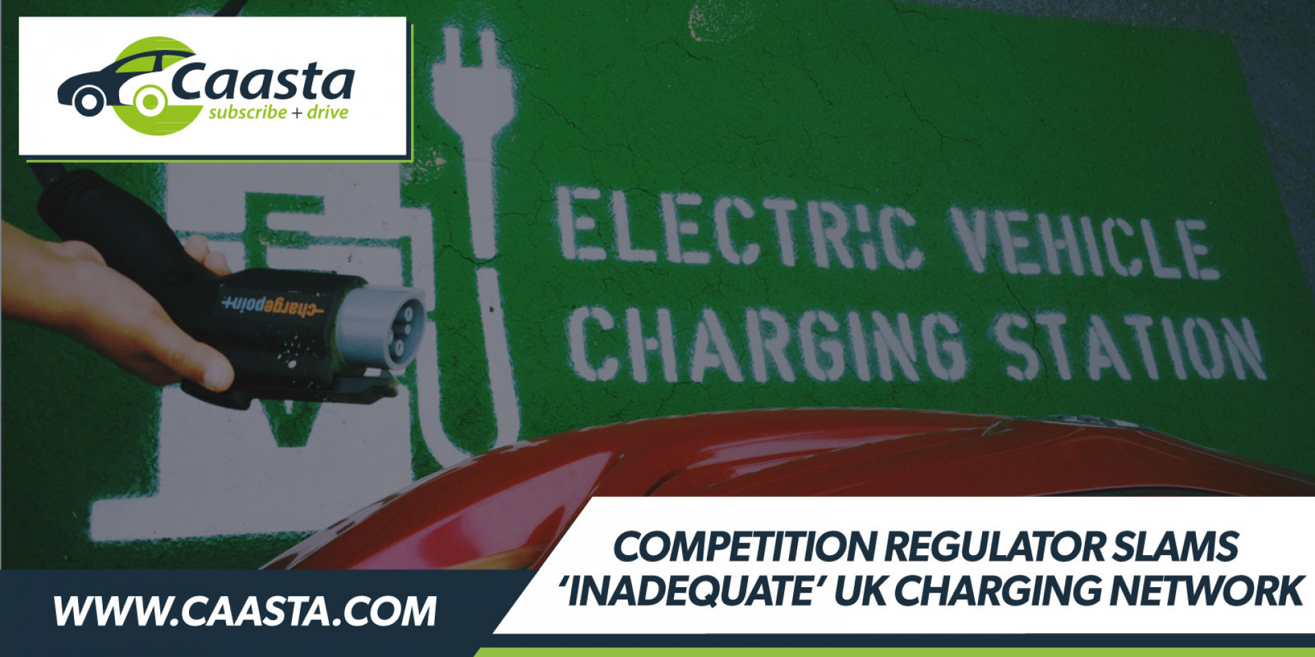 Competition regulator slams 'inadequate' UK charging network on local roads and in rural areas