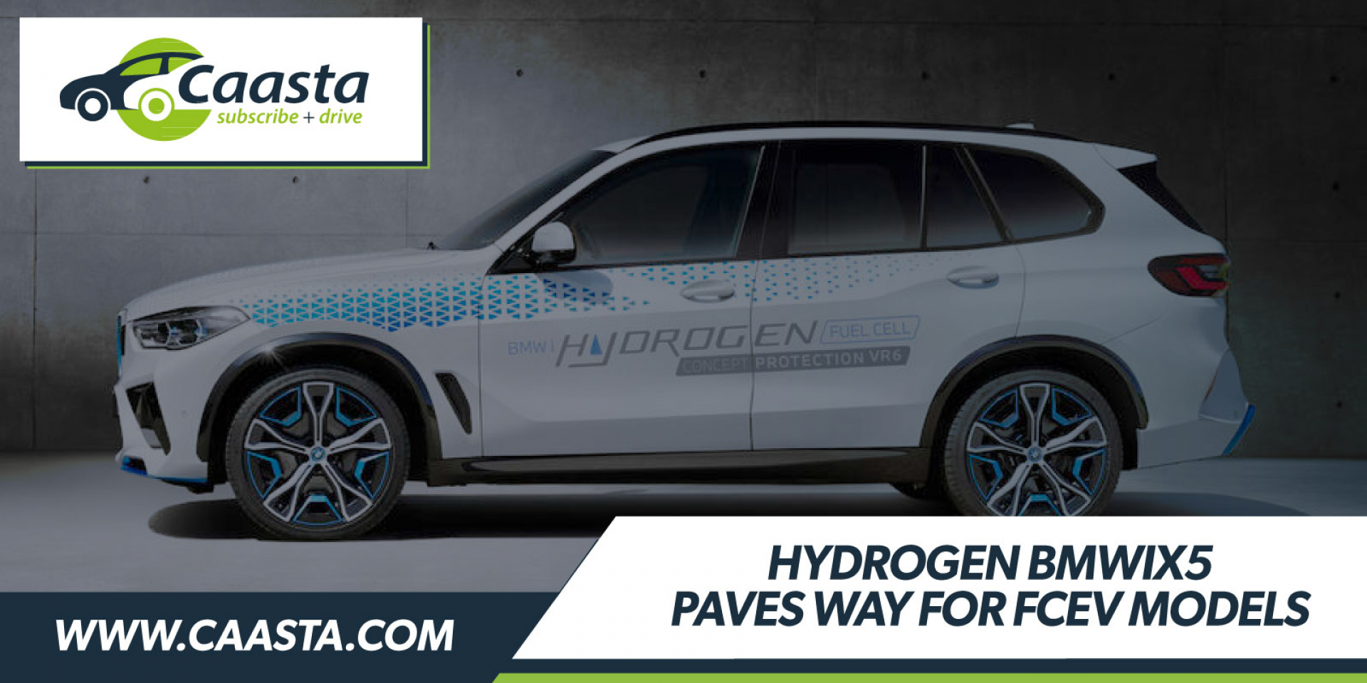 BMW iX5 Hydrogen paves way for family of FCEV models