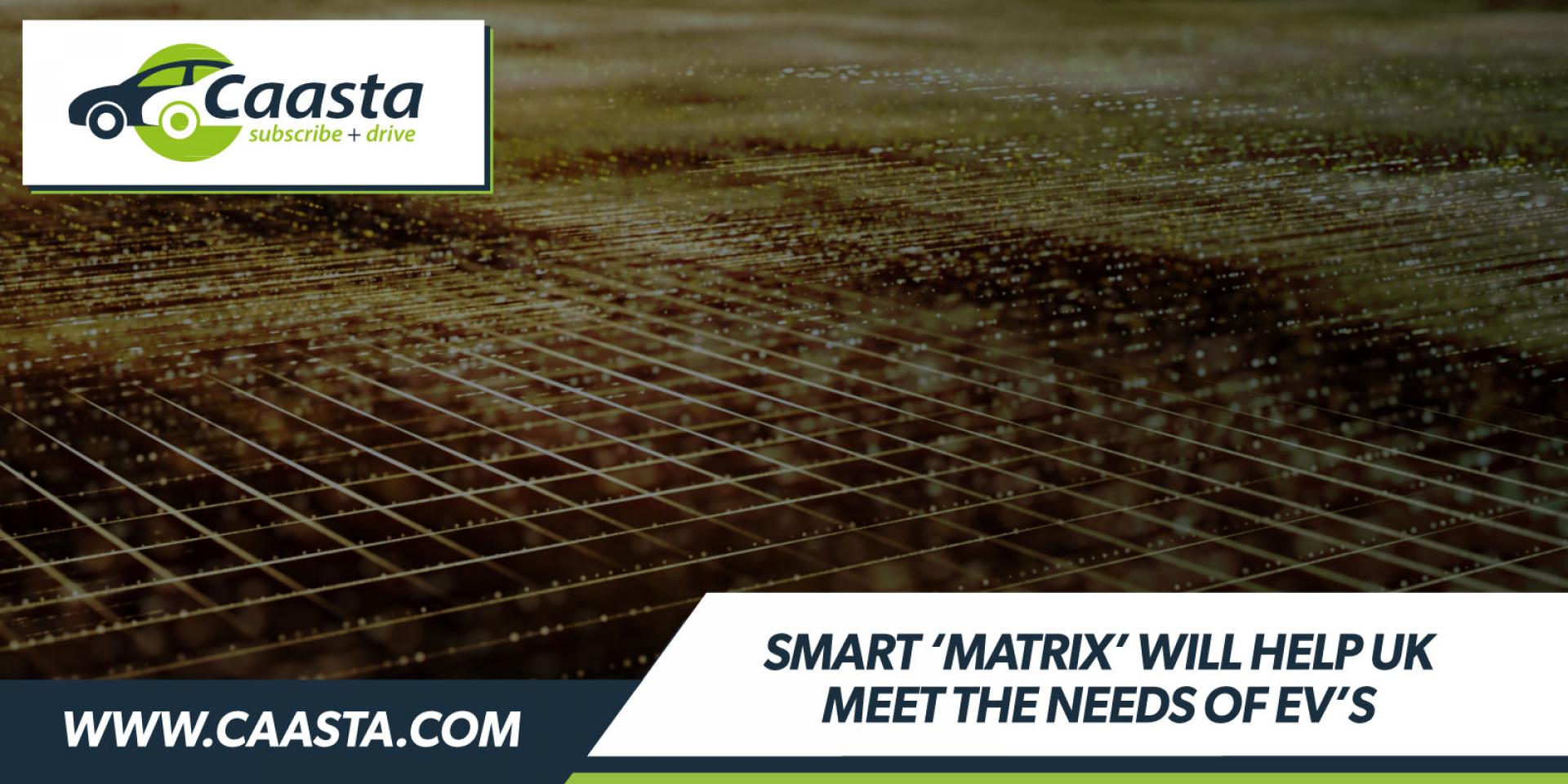 Smart 'matrix' will help the UK meet the energy needs of future electric vehicles
